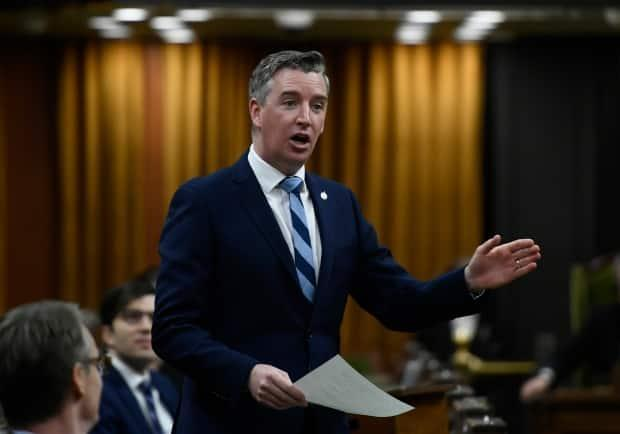 Conservative ethics critic Michael Barrett is accusing Liberal MPs of taking part in a