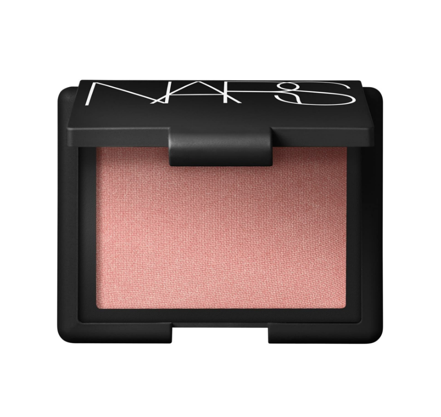"""<p><strong>Nars</strong></p><p>nordstrom.com</p><p><strong>$30.00</strong></p><p><a href=""""https://go.redirectingat.com?id=74968X1596630&url=https%3A%2F%2Fwww.nordstrom.com%2Fs%2Fnars-blush%2F2860999&sref=https%3A%2F%2Fwww.countryliving.com%2Flife%2Fentertainment%2Fg36701989%2Froyal-family-fashion-hacks-style-tricks%2F"""" rel=""""nofollow noopener"""" target=""""_blank"""" data-ylk=""""slk:shop now"""" class=""""link rapid-noclick-resp"""">shop now</a></p><p>Turns out Meghan's go-to blush is a cult favorite product. Better stock up on this baby, because it tends to sell out fast. </p>"""
