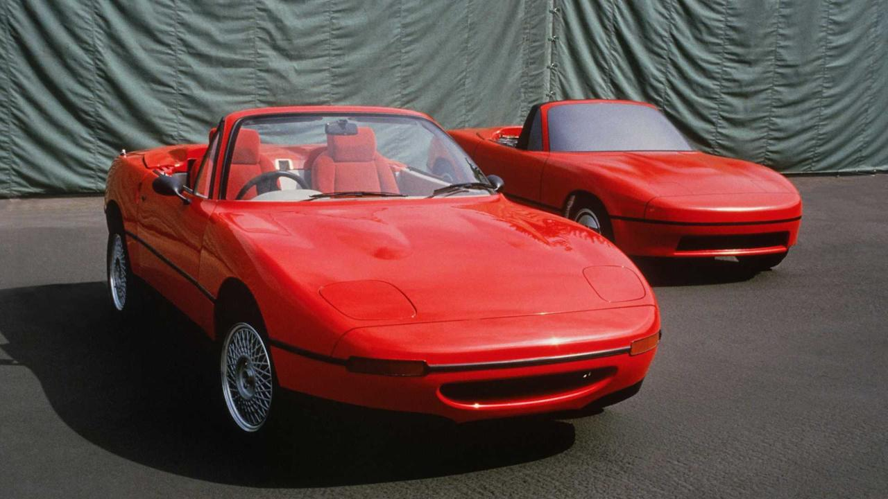 "<p>Fortunately, of Mazda's competing designs, the front engine, rear-wheel drive option was selected. These two were the prototypes; the one up front was a working one while the one behind was just a model.</p><h2>More on the roadster inspired by British sports cars:</h2><ul><li><a href=""https://uk.motor1.com/news/267858/mazda-miata-factory-restoration/?utm_campaign=yahoo-feed"">Mazda factory restoration makes old MX-5 good as new</a></li><br><li><a href=""https://uk.motor1.com/news/260787/2019-mazda-mx-5-reveal/?utm_campaign=yahoo-feed"">Mazda MX-5 Gets More Power For 2019, Starts At £18,995</a></li><br></ul>"