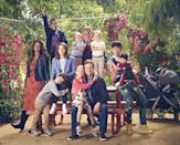 """<p>As the title suggests, this ABC sitcom is about a group of <a href=""""https://www.popsugar.com/family/How-Friends-Can-Help-Single-Parents-45914908"""" class=""""link rapid-noclick-resp"""" rel=""""nofollow noopener"""" target=""""_blank"""" data-ylk=""""slk:single parents who form their own support group"""">single parents who form their own support group</a> to help them all face the challenges of raising children single-handedly. With a cast that includes <strong>Gossip Girl</strong>'s <a class=""""link rapid-noclick-resp"""" href=""""https://www.popsugar.com/Leighton-Meester"""" rel=""""nofollow noopener"""" target=""""_blank"""" data-ylk=""""slk:Leighton Meester"""">Leighton Meester</a>, <strong>Saturday Night Live</strong>'s Taran Killam, and <strong>Scandal</strong>'s Kimrie Lewis, this is a single-parents group we definitely want in on.</p> <p><a href=""""http://www.hulu.com/series/single-parents-b8d6de02-4634-4887-be64-7c76b1a91144"""" class=""""link rapid-noclick-resp"""" rel=""""nofollow noopener"""" target=""""_blank"""" data-ylk=""""slk:Watch Single Parents on Hulu"""">Watch <strong>Single Parents</strong> on Hulu</a>.</p>"""