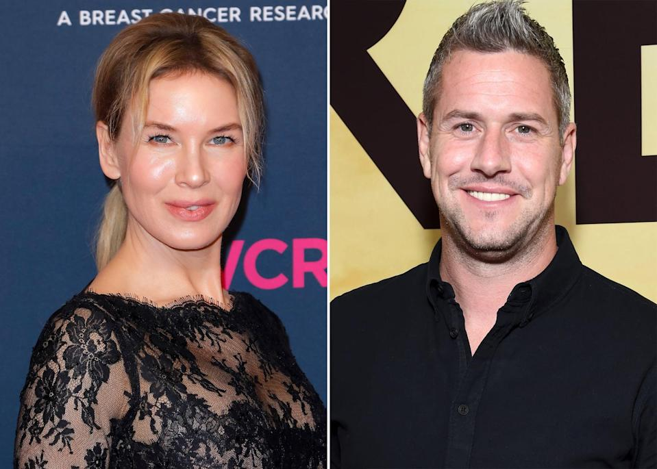 """<p>On June 24, <strong>People</strong> confirmed that the Oscar winner and <a href=""""https://people.com/movies/renee-zellweger-and-ant-anstead-are-dating-as-he-finalizes-divorce-from-christina-haack/"""" class=""""link rapid-noclick-resp"""" rel=""""nofollow noopener"""" target=""""_blank"""" data-ylk=""""slk:the Wheeler Dealers star were dating"""">the <strong>Wheeler Dealers</strong> star were dating</a>. It's unclear when the pair first started dating, although they allegedly met on the set of the Discovery+ series <strong>Celebrity IOU: Joyride</strong>. The news comes just days after <strong>People</strong> reported that <a href=""""https://people.com/home/christina-haack-and-ant-anstead-finalize-divorce-9-months-since-their-split/"""" class=""""link rapid-noclick-resp"""" rel=""""nofollow noopener"""" target=""""_blank"""" data-ylk=""""slk:Ant had finalized his divorce"""">Ant had finalized his divorce</a> with <strong>Flip or Flop</strong>'s Christina Haack, nine months after they initially split.</p>"""