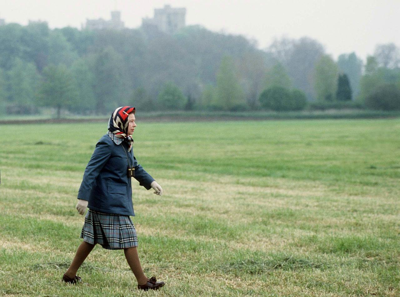 <p>Her portfolio includes much more than just Buckingham Palace. </p>