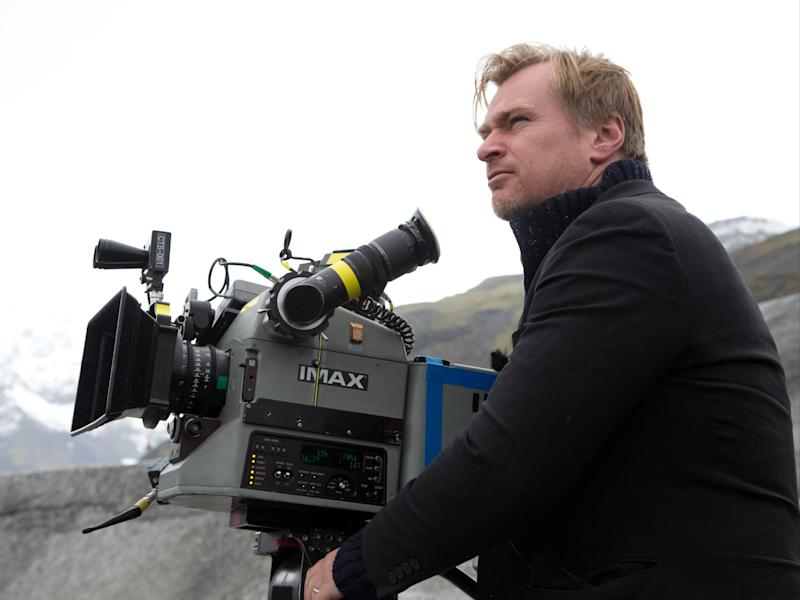 Christopher Nolan says filmmakers have called him to complain about his films' inaudible dialogue
