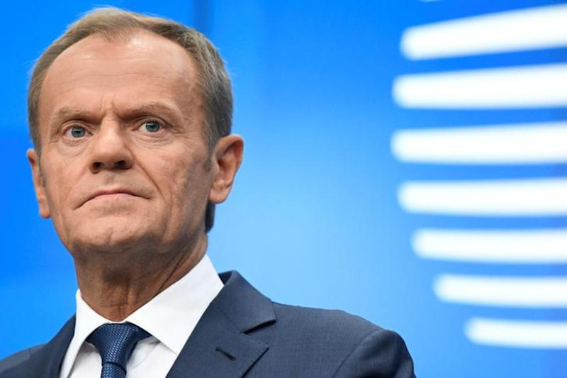 UK Can Have Global Role Only as Part of Europe, to be 'Second-rate Player' Post Brexit: Donald Tusk