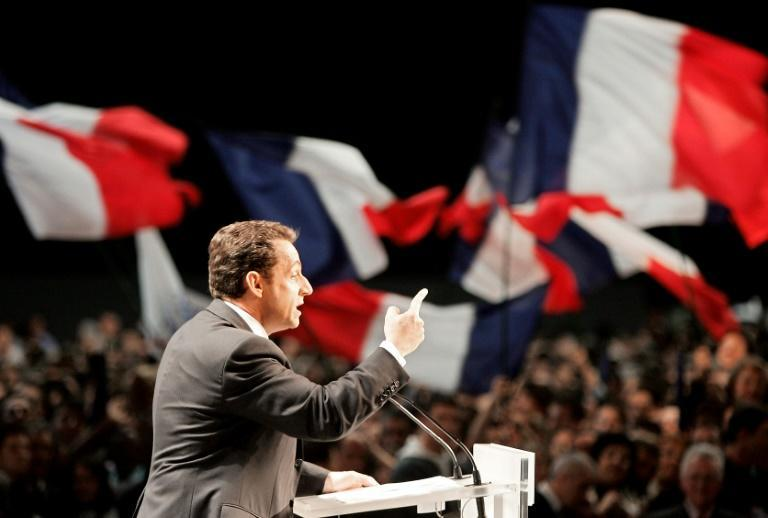 Sarkozy was accused of interfering with an inquiry into his 2007 campaign finances