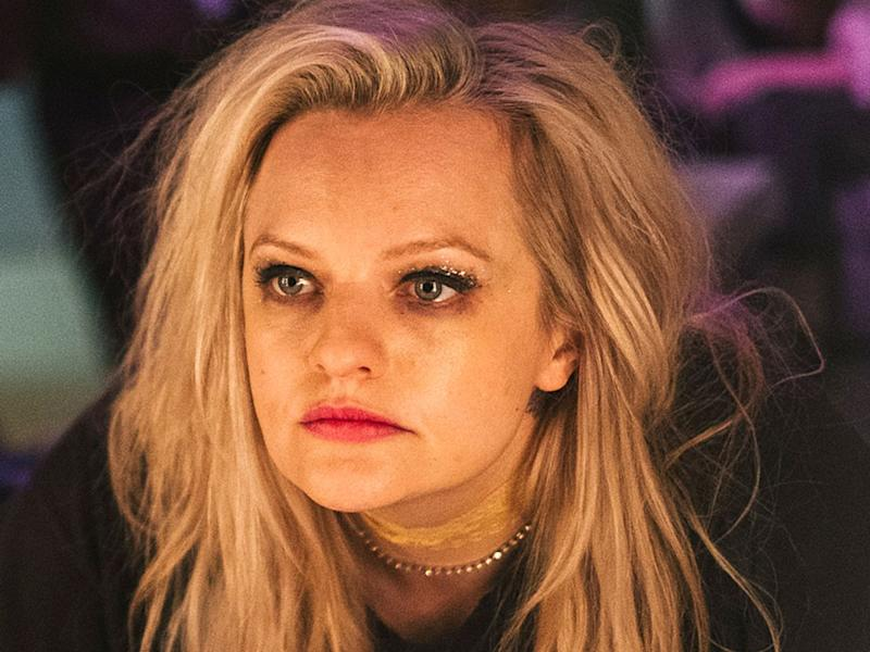 Guest Blog Cautionary Tale For Autism >> Elisabeth Moss Grunge Makeup Tells A Cautionary Tale In Her Smell
