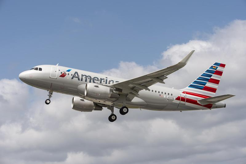 American Airlines cancels 737 MAX flights through September 3