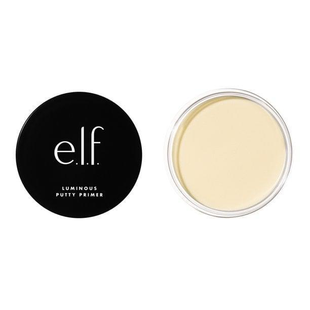 """<p>Another TikTok favorite, <span>e.l.f. Cosmetics Luminous Putty Primer</span> ($9), is known in the beauty industry as the """"<a href=""""http://www.popsugar.com/beauty/tips-for-using-elf-cosmetics-putty-primer-47680243"""" class=""""link rapid-noclick-resp"""" rel=""""nofollow noopener"""" target=""""_blank"""" data-ylk=""""slk:primer that broke the internet"""">primer that broke the internet</a>."""" It adds a soft glow to the skin while also plumping it with hyaluronic acid and vegan collagen.</p>"""