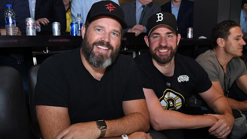 'The Office' Cast Continues Their Stanley Cup Feud at Game 7 -- See the Pics!