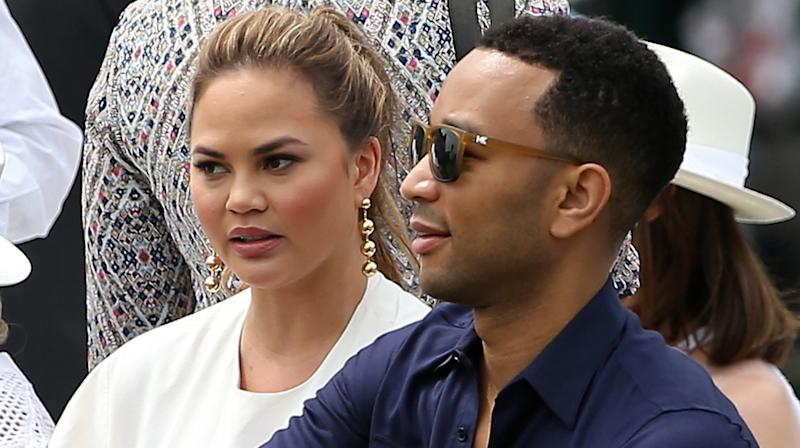 Chrissy Teigen Goes Scorched Earth On Tabloid Over John Legend Divorce Rumors