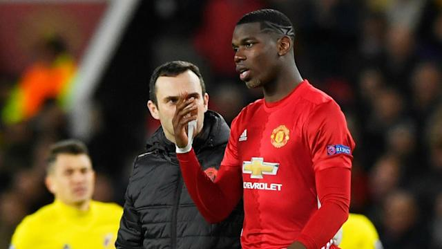 Manchester United may be through to the Europa League last eight but injuries and below-par performances could dash hopes of another trophy.