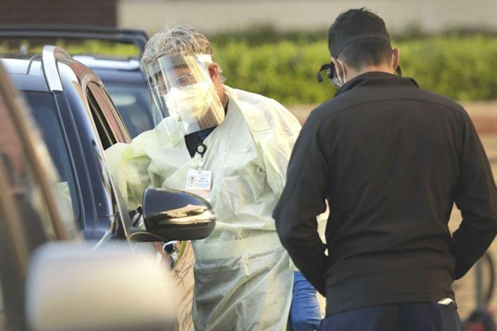 L.A. County records 11 new deaths: next few weeks will be ...
