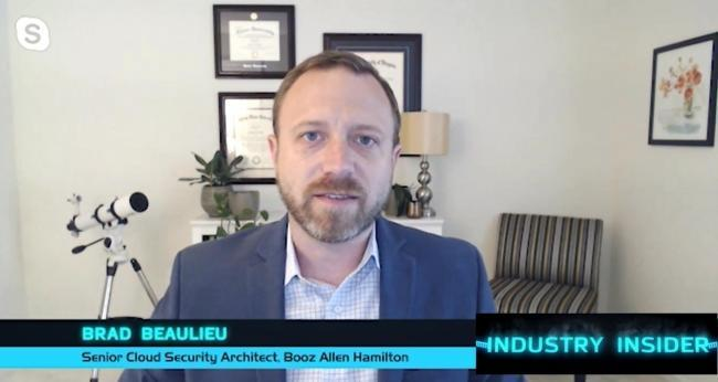 Booz Allen Principal Brad Beaulieu discusses the many facets of Cloud technology with GovMatters and AWS.