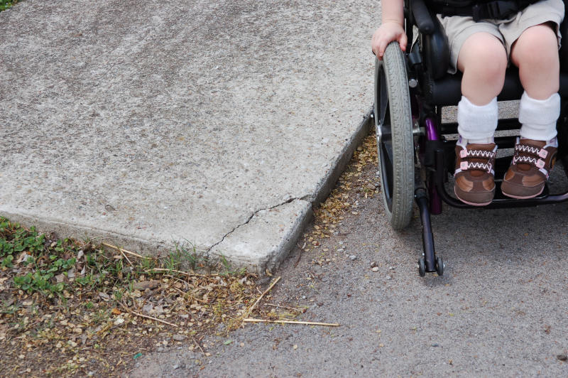 File image of child in wheelchair (Photo: Getty Images)