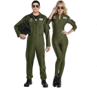 """<p><strong>Maverick</strong></p><p>partycity.com</p><p><strong>$59.99</strong></p><p><a href=""""https://www.partycity.com/maverick-flight-suit-couples-costumes-for-adults---top-gun-2-G843013.html?cgid=couples-costumes"""" rel=""""nofollow noopener"""" target=""""_blank"""" data-ylk=""""slk:BUY IT HERE"""" class=""""link rapid-noclick-resp"""">BUY IT HERE</a></p><p>Channel your inner aviators. A few of these will have your group looking fresh off the set of <em>Top Gun.</em></p>"""