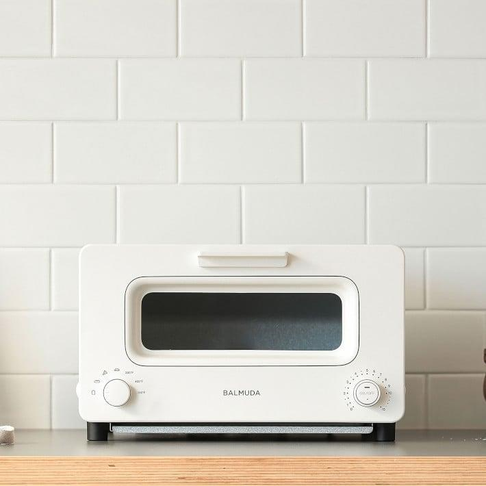 <p>The <span>Balmuda The Toaster Oven</span> ($330) isn't just stylish, but it's also smart. The steamer toaster works by adding water, and it can perfectly bake just about anything from bread to frozen foods.</p>