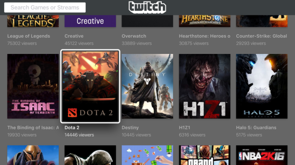 How to watch Twitch and Hitbox streams on your new Apple TV