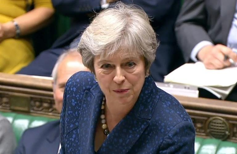 "Prime Minister May has said a second referendum would be a ""gross betrayal"" of British democracy"