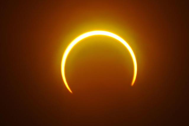 How to Watch Rare 'Ring of Fire' Solar Eclipse on June 10