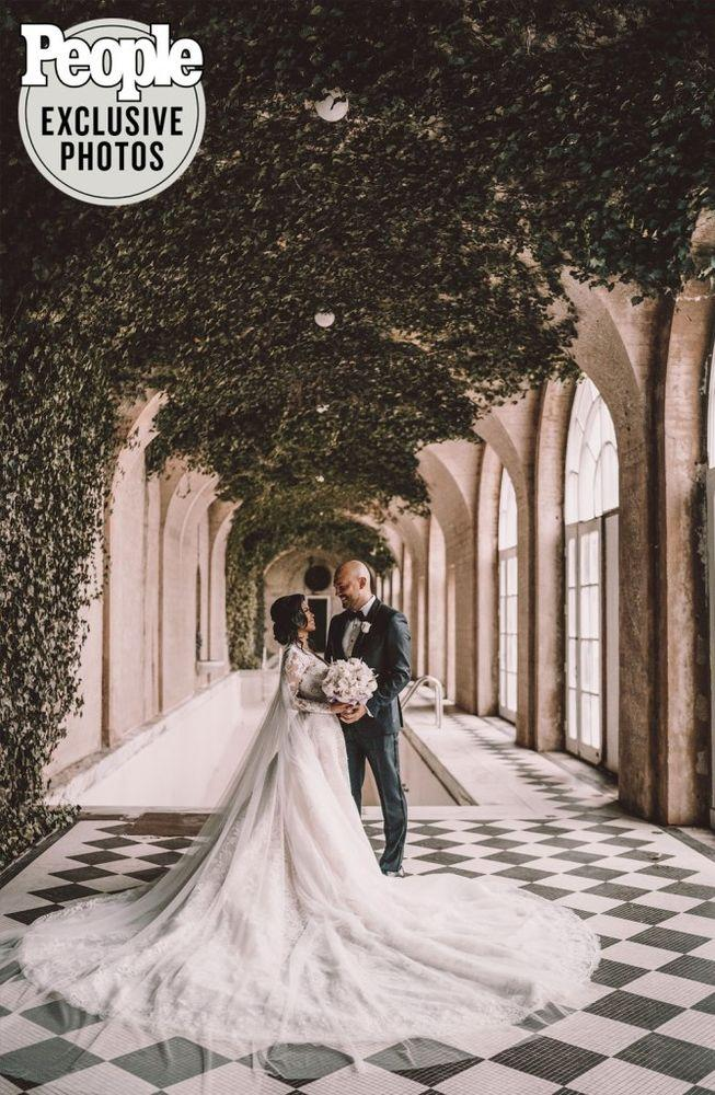 Tiffany Panhilason and Adam Schmidt | Photography by Kape Photography