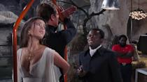 <p> If there was an award for Best Bond Theme Tune, Live and Let Die would win hands down. Just throwing that out there - don't @ me. Anyway, it's a barnstorming start to the movie and what follows doesn't disappoint. A tale of voodoo and mysticism, and a Bond movie that handles race issues and black culture with relative sensitivity, Live and Let Die is by far the best Moore era movie. It flips between Harlem and the fictional Caribbean island of San Monique, and features a plot that's all about drug wars and corrupt dictators. There's a healthy dose of mystery here too, and a few stand-out stunts - the most famous of which sees Bond sprinting over a line of floating crocodiles to escape a messy death. There's a brilliant speedboat chase, and a handful of deadly animal scenes that all contribute to the mix. For once we have a decent Bond girl too, in the form of Solitaire, and the villains - Mr Big / Dr Kananga and Baron Samedi are memorable without being too ostentatious. The only real misstep is the weird, comedy buffoon Sheriff J.W. Pepper, who inexplicably appears in several Moore era Bonds, and fails to raise a single laugh in any of them. </p> <p> <strong>Bond:</strong> Roger Moore<br> <strong>Theme tune:</strong> Live and Let Die by Paul McCartney and Wings </p>