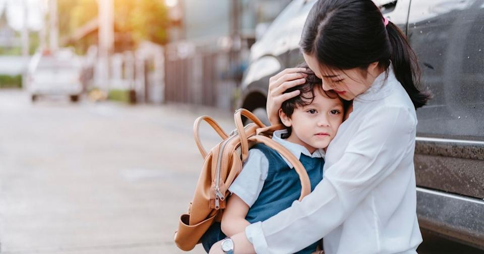 separation anxiety for preschoolers