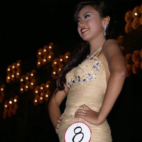 This is not the first time that Ayn has joined a pageant
