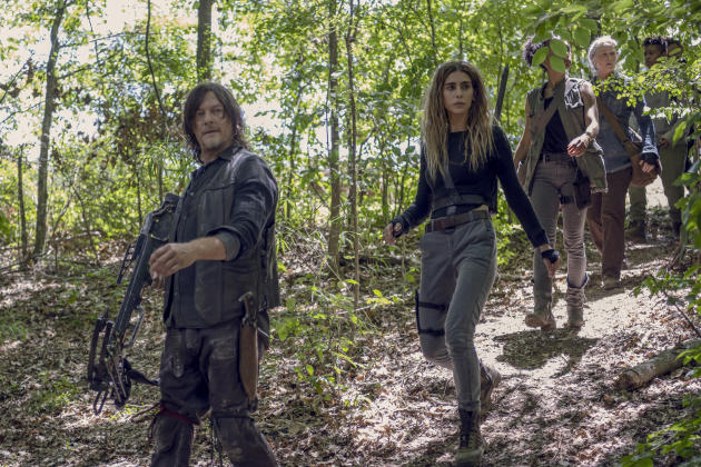 'The Walking Dead' Season 10 finale delayed due to coronavirus