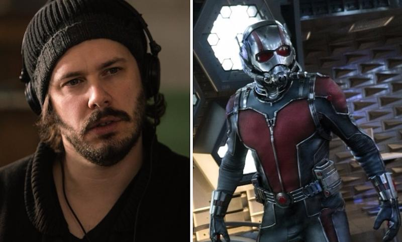 'Baby Driver' director Edgar Wright reflects on almost making 'Ant-Man' (credit: TriStar/Marvel Studios)