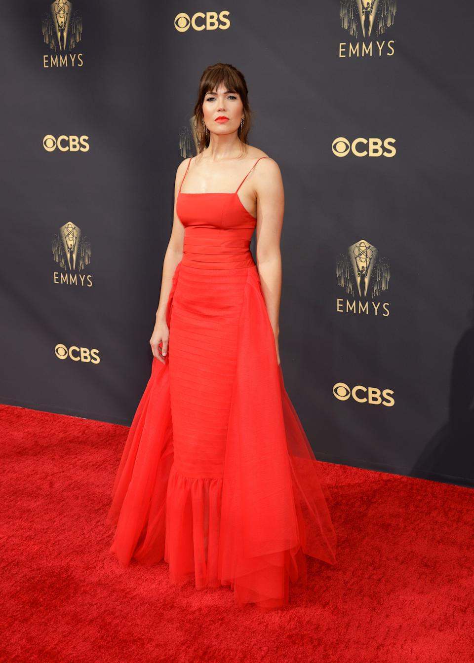 """<h1 class=""""title"""">The 73rd Emmy Awards</h1><cite class=""""credit"""">CBS Photo Archive</cite>"""