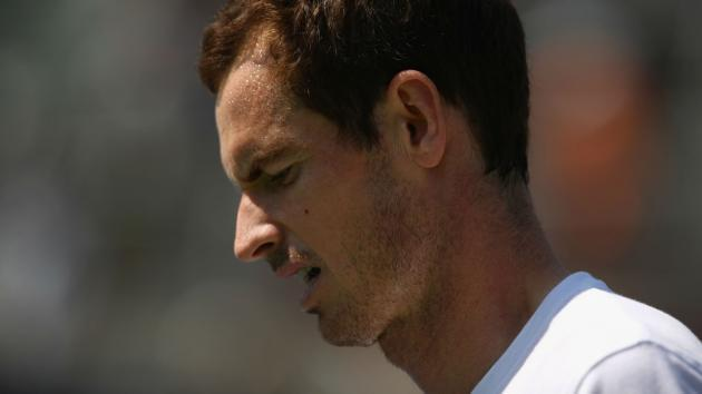 Andy Murray latest Open casualty