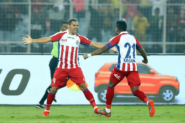 ATK bounced back in style after dropping points against FC Goa and Hyderabad FC...