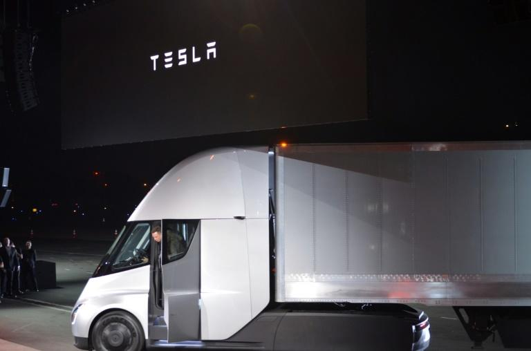 Tesla co-founder and CEO Elon Musk says his electric Semi Truck can save 20 percent compared with traditional diesel rigs, after factoring in fuel and insurance costs