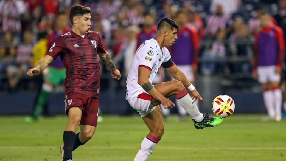 2019 Colossus Cup - Chivas v River Plate   Kent Horner/Getty Images