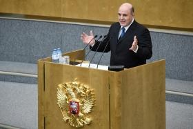 Russian lawmakers back Putin's pick for new PM