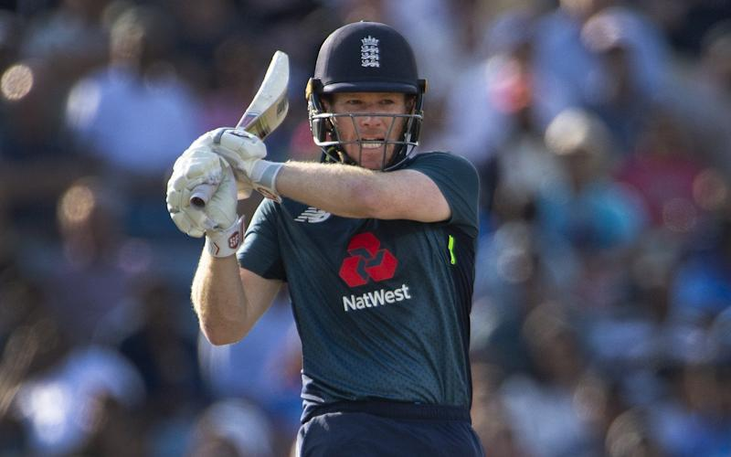 Eoin Morgan will be hoping to lead England to a first-ever World Cup triumph - Getty Images Contributor