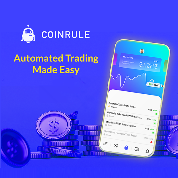Coinrule: empowering people to grow and protect their crypto assets