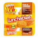 <p>Lunchables combined protein, carbs, and cheese in a handy to-go container, which made packing lunch easy (and snack time even easier).</p>