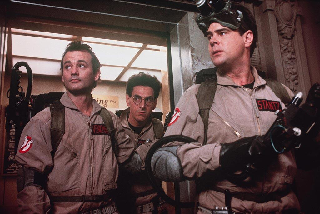 "23. <a href=""http://movies.yahoo.com/movie/1800070006/info"">GHOSTBUSTERS</a>    Proof that the best way to deal with metaphysical questions of the afterlife is to strap an unlicensed nuclear accelerator to your back, ""Ghostbusters"" isn't the highest rated movie on this list, but it is the funniest."