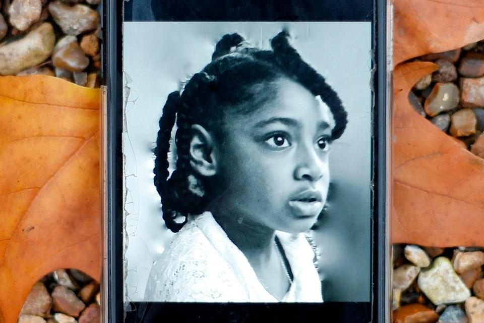 Ella Kissi-Debrah died of an asthma attack in February 2013 (Hollie Adams/AFP via Getty Images)