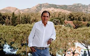 Lorenzo Giannuzzi, CEO and General Manager of Forte Village and now founder of new property Palazzo Fiuggi