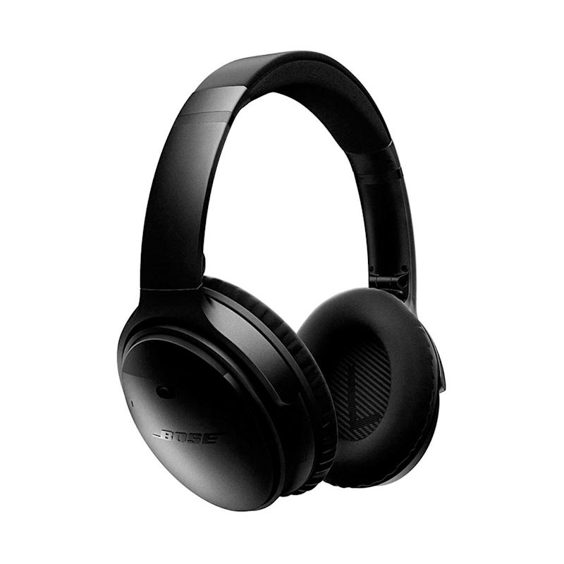 Bose QuietComfort 35 Series I Wireless Headphones, Factory Renewed. (Photo: eBay)