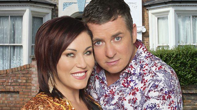 EastEnders: Shane Richie and Jessie Wallace to fight it out on Lip Sync Battle UK