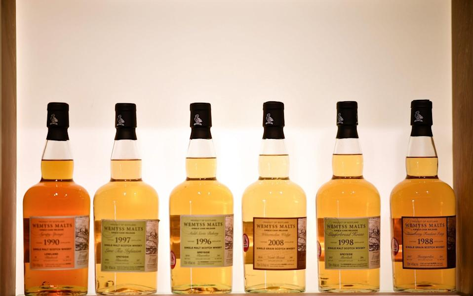 Whiskies - Jeff J Mitchell/Getty Images