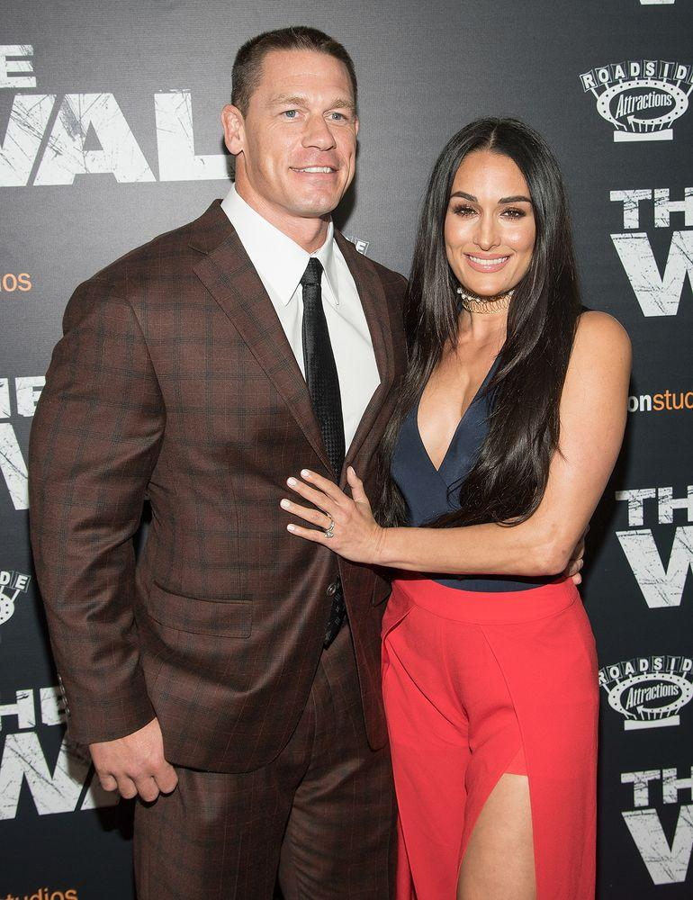 Nikki Bella Broke Up with John Cena, 'Doesn't Need a Pity Proposal'