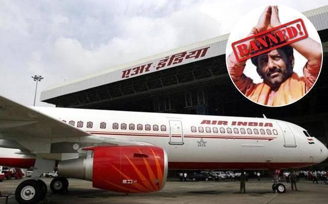 Grounded MP Gaikwad tweaked name 4 times to book Air India tickets