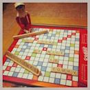 """<p>Set up a board game for your elf, and spell out a message with the letters.</p><p><a class=""""link rapid-noclick-resp"""" href=""""https://www.amazon.com/Hasbro-Gaming-A8166-Scrabble-Game/dp/B00IL5XY9K/ref=sr_1_4?tag=syn-yahoo-20&ascsubtag=%5Bartid%7C10050.g.22690552%5Bsrc%7Cyahoo-us"""" rel=""""nofollow noopener"""" target=""""_blank"""" data-ylk=""""slk:SHOP SCRABBLE"""">SHOP SCRABBLE</a></p>"""