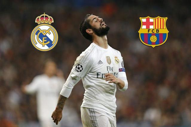 Isco going from Real Madrid to Barcelona? Surely not…