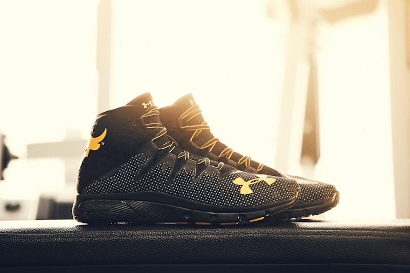 "It's safe to say most Dwayne ""The Rock"" Johnson fans missed out on picking  up his first signature shoe. But Under Armour is giving those interested in  ..."