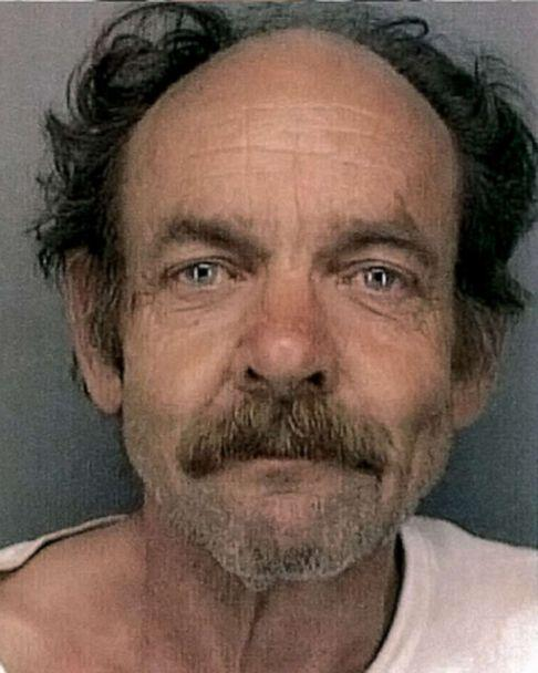PHOTO: Terry Rasmussen poses as 'Larry Vanner' in an arrest photo from 2002. (New Hampshire Dept. of Justice)